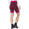 ION Traze Shorts Women combat red